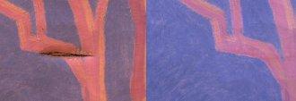restauratie-schilderijen-harlingen-voorbeeld-scheur